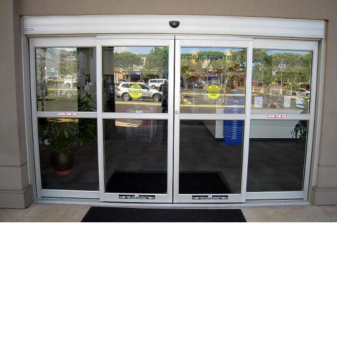 Bering de m xico puertas autom ticas de aluminio y vidrio for Puertas automaticas de cristal precios