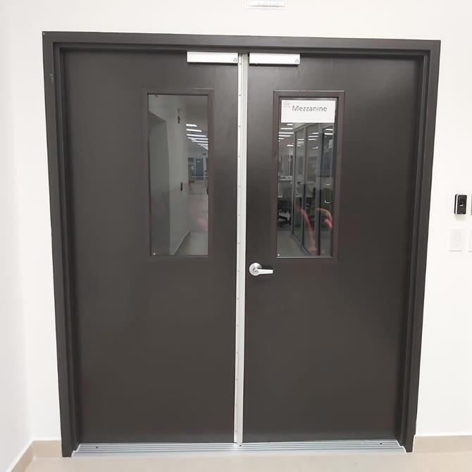 Bering de m xico puertas de madera for Puertas de acceso principal